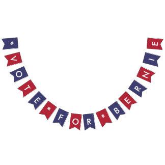 Stem voor Bernie Sanders Democratic American Flag Vlaggetjes