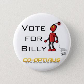 Stem voor Billy Ronde Button 5,7 Cm