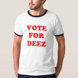 Stem voor Deez T Shirt