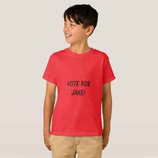 Stem voor Jake kindoverhemd T Shirt