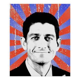 STEM VOOR PAUL RYAN.png Poster