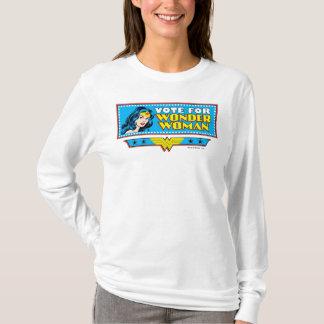 Stem voor Wonder Vrouw T Shirt