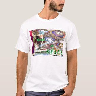 Stemming van het Ruimte Levende @ Bewuste Leven T Shirt