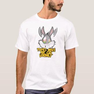 Stemt maken me gaan Looney T Shirt