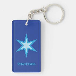 Ster-FROG™ Ster Keychain Sleutelhanger