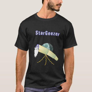Ster Geezer T Shirt