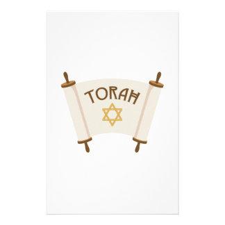 Ster Torah Briefpapier