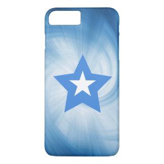 Ster van de Vlag van Somalië van het kind de iPhone 7 Plus Hoesje