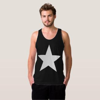 Ster (+w)/de Amerikaanse Kleding Fijn Jersey van T Shirt