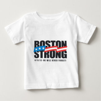 Sterk Boston Baby T Shirts