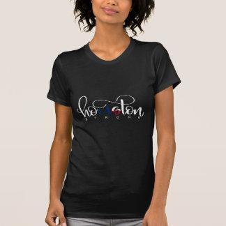 STERK Houston - witte brieven T Shirt