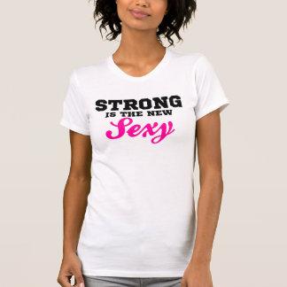 sterk is nieuwe sexy shirt