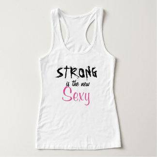 Sterk is Nieuwe Sexy T-shirt