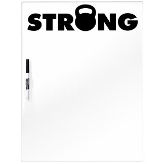 STERK - Motivatie Training Kettlebell Whiteboards