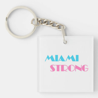 Sterke keychain van Miami Sleutelhanger