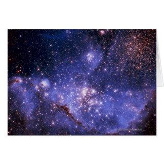 Sterren en Melkweg Kaart