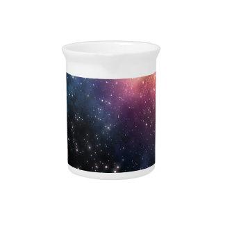 Sterren en Nebulas Drank Pitchers