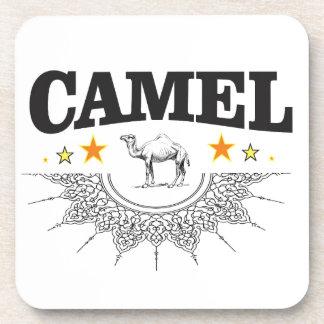 sterren van de kameel drankjes onderzetter