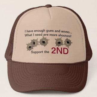 Steun het 2ND amendementpet Trucker Pet