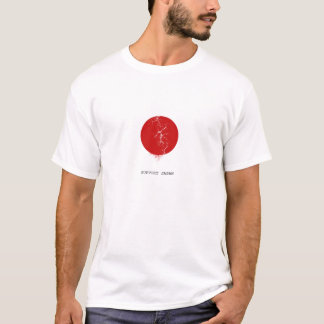 STEUN JAPAN - AARDBEVING T SHIRT