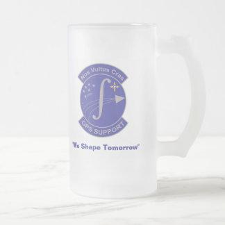 """Steun OPS, """"wij vormen morgen """" Matglas Bierpul"""