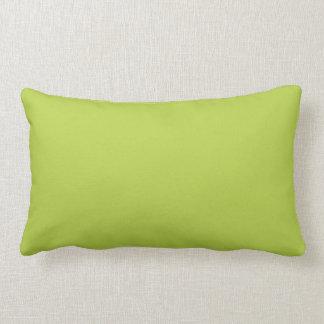 Stevige Tedere Groene Spruiten Lumbar Kussen