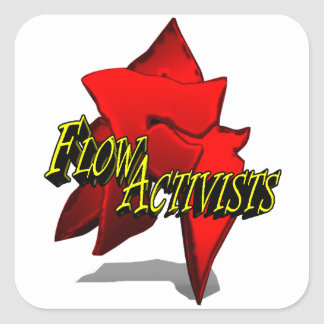 Sticker 2 van FlowActivists