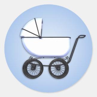 Sticker de Met fouten van de Jongen van het baby