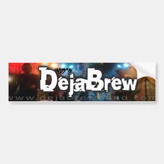 Sticker van de Bumper van de Band van DejaBrew van