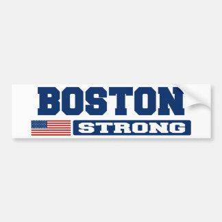 Sticker van de Bumper van de Vlag van BOSTON de ST