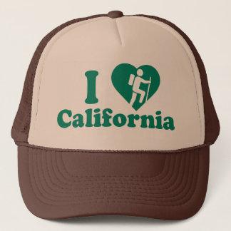 Stijging Californië Trucker Pet