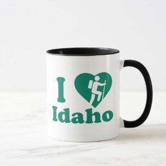 Stijging Idaho Mok