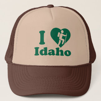 Stijging Idaho Trucker Pet