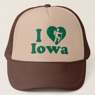 Stijging Iowa Trucker Pet