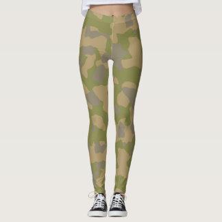 Stijl 3 van de Camouflage van de douane Militaire Leggings