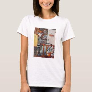 """Stil tevreden "" T Shirt"