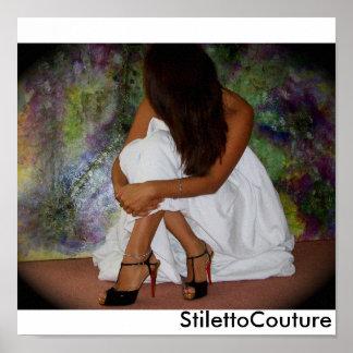 StilettoCoutureBella Poster