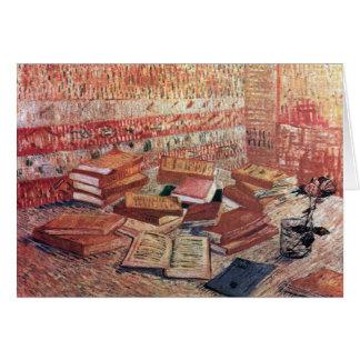 Stilleven door Vincent van Gogh 1887 Kaart