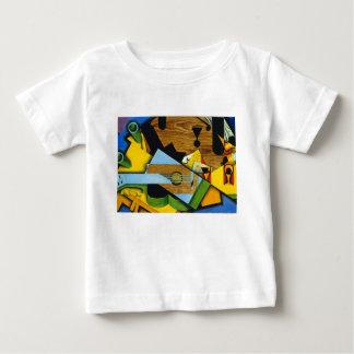 Stilleven met een Gitaar door Juan Gris Baby T Shirts