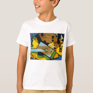 Stilleven met een Gitaar door Juan Gris T Shirt