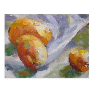 Stilleven met Kumquats Briefkaart