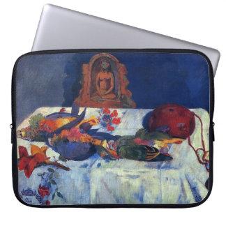 """""""Stilleven met Papegaaien"""" - Paul Gauguin Laptop Sleeve"""