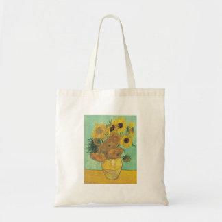 Stilleven: Zonnebloemen - Vincent van Gogh Draagtas