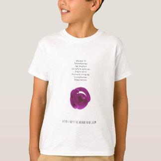 Stilte - Poëzie door Jessica Fuqua T Shirt