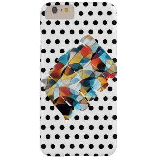 Stip en het Abstracte Hoesje van IPhone van de