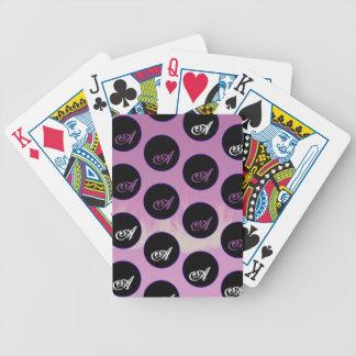 stippen pak kaarten