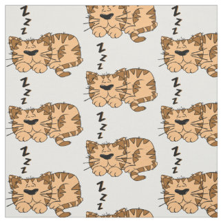 Stof Kat die slaapt