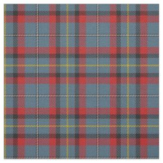 Stof van de Plaid van het Geruite Schotse wollen