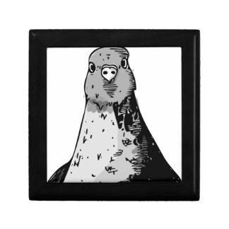 Stomme Vogels Decoratiedoosje