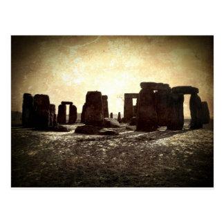 Stonehenge Briefkaart